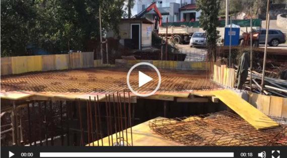 Villa Icici Construction